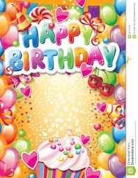 free happy birthday cards free happy birthday template tolg jcmanagement co