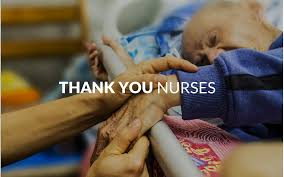 thanksgiving speech for award a thank you letter to nurses everywhere scrubbing in