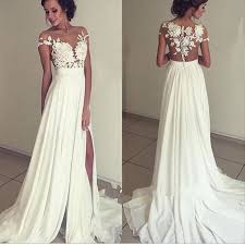 dresses for prom best 25 white prom dresses ideas on cheap white