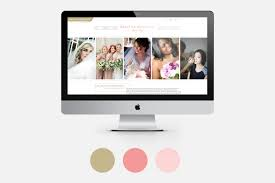 professional makeup artist websites branding paper and home
