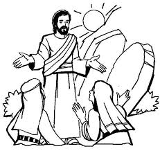 jesus resurrection coloring page 28 images 40 rosary coloring