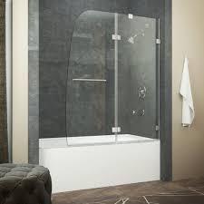 bathtub shower doors anzzi lipv5ofqbzygohd0f95i