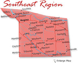 map of southeast canada map of southeast canada major tourist attractions maps