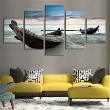 large canvas huge modern home wall decor art oil painting picture