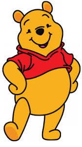 coloring excellent sketch pooh bear art