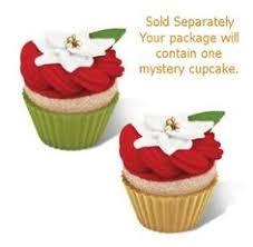 hallmark cupcake ornament ornaments and
