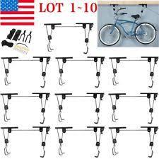 Ceiling Mount Storage by Ceiling Bike Rack Bicycle Stands U0026 Storage Ebay