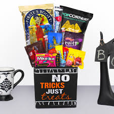 Halloween Gift Baskets For College Students by Gluten Free Halloween Care Packages And Gifts Ocm Com