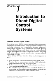 Controlling Definition by Introduction To Direct Digital Control Systems Springer