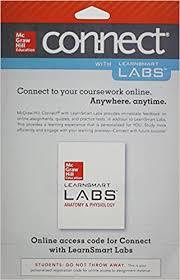 Anatomy And Physiology With Lab Online Amazon Com Connect Access Card For Learnsmart Labs Anatomy And
