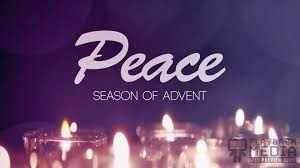 advent candles advent candles peace still background