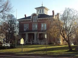 The Monroe House by Sawyer House Monroe Michigan Wikipedia