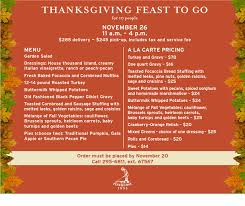 order a pre cooked thanksgiving 2015 meal in county nc