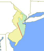 Commission Of The Blind Nj New York U2013 New Jersey Line War Wikipedia