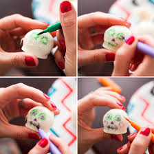 tres leches sugar skull cake balls diy u0026 crafts