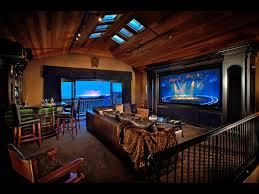 backyard media room design modern designer1 on a budget ideas