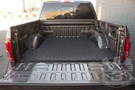 Chevy Silverado Truck Bed Liners - 2015 2018 f150 deezee heavyweight bed mat 5 7 ft bed dz 87005