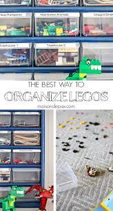 The Best Ways To Organize - the best way to organize legos maison de pax