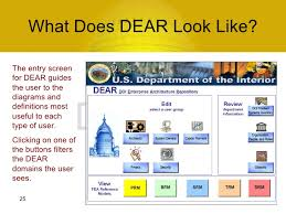 What Does The Interior Department Do Draft Dear 101 Doi Enterprise Architecture Repository Dear