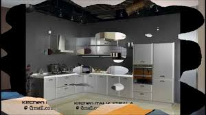 stainless steel finish aluminium modular kitchen call 9400490343