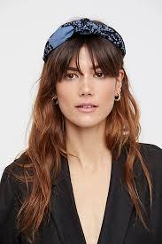 knot headband silky knot headband free