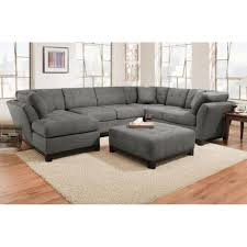 sofa leather sectional couch real leather sectional small