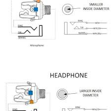 headset wiring diagram 28 images audio 4 pin headset pinout