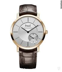 piaget automatic piaget altiplano automatic g0a35131 silver pink gold