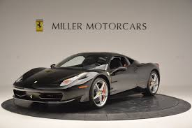 convertible maserati for sale 2013 ferrari 458 italia stock 4437 for sale near greenwich ct
