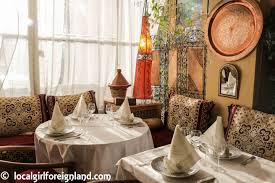 moroccan dining room review le caroubier a moroccan dining experience u2013 local