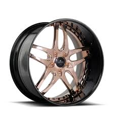 rose gold jeep savini forged sv2 s rose gold and black rim u0027s pinterest