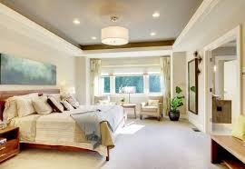 Light Bedroom - glamorous lighting ideas that turn tray ceilings into