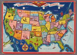 usa map jigsaw puzzle usa map puzzle usa maps us country maps