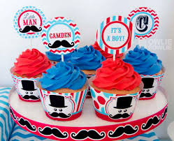 little man mustache bash baby shower party ideas photo 1 of 23