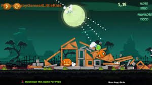halloween games com angry birds halloween hd game play with time stamp halloween
