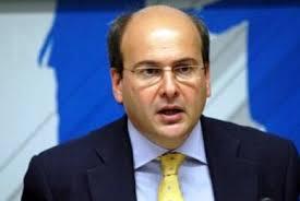 """""""Η ΝΔ να υπογράψει κείμενο γενικών αρχών με την κυβερνηση"""" ζητεί ο Κ.  Χατζηδάκης..."""