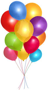 transparent multicolor balloons png clipart picture gallery