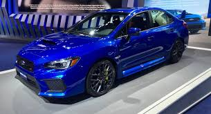 subaru impreza wrx 2018 the 2018 subaru wrx sti is thankfully more of the same carscoops