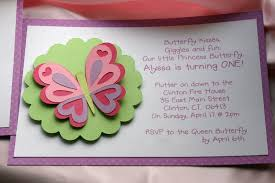 kt designs birthday series butterfly birthday party invitations