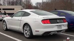 mustang 50th anniversary edition 2015 ford mustang 50th anniversary package walk