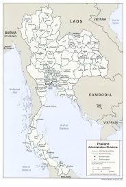 Map Of Thailand Map Thailand Maps Thailand