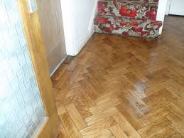 Seal Laminate Flooring Parquet Floor Sanded And Sealed With Satin Seal