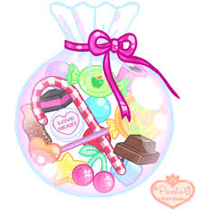 princess candy bags candy bag by princess peachie on deviantart