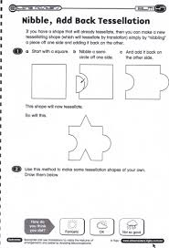 elementary art sketchbook ideas easy how to tessellate worksheet