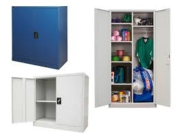 Steel Storage Cabinets Buy Economy Metal Cabinets Free Delivery