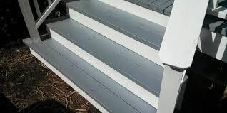 new deck steps monk u0027s home improvements