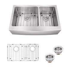Stainless Steel Kitchen Sinks Kitchen The Home Depot - Kitchen stainless steel sink