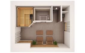 Mit Floor Plans by Klafs Planning Ideas