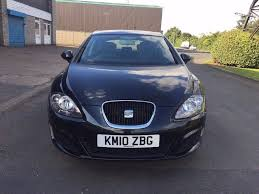 seat leon 1 4 s 5dr full service history 2010 in saltley west