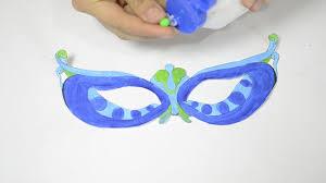 cheap masquerade masks 3 ways to make a masquerade mask wikihow